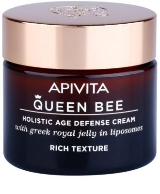 Apivita Queen Bee hranilna krema proti staranju kože