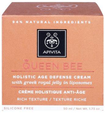 Apivita Queen Bee creme nutritivo anti-idade de pele 2