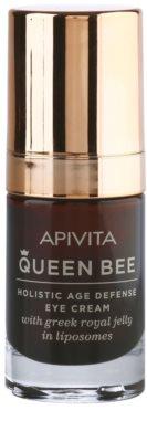 Apivita Queen Bee Augencreme gegen Falten und dunkle Augenringe