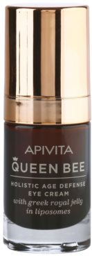 Apivita Queen Bee crema de ochi impotriva ridurilor si cearcanelor