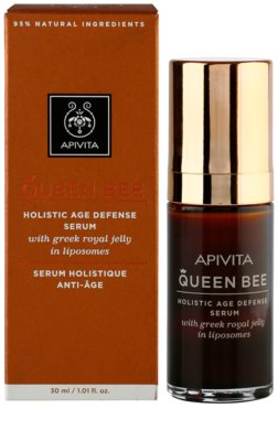 Apivita Queen Bee Serum gegen Hautalterung 2