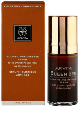 Apivita Queen Bee сироватка проти старіння шкіри 2