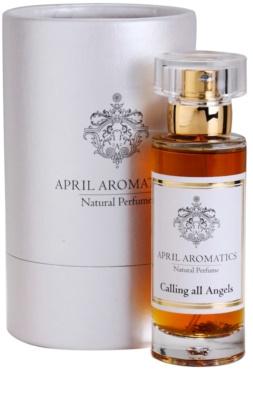 April Aromatics Calling All Angels Eau de Parfum unisex 1
