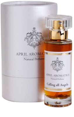 April Aromatics Calling All Angels woda perfumowana unisex 1