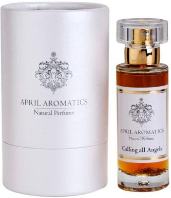 April Aromatics Calling All Angels Eau De Parfum unisex