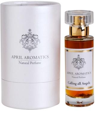 April Aromatics Calling All Angels Eau de Parfum unissexo