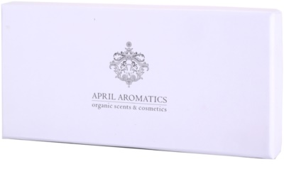 April Aromatics Deluxe Sample Set zestaw upominkowy 4