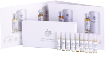 April Aromatics Deluxe Sample Set zestaw upominkowy 2