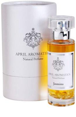 April Aromatics Jasmina eau de parfum para mujer 1