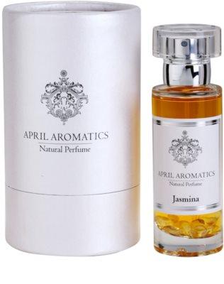 April Aromatics Jasmina Eau de Parfum für Damen