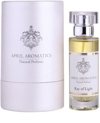 April Aromatics Ray of Light eau de parfum unisex