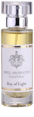 April Aromatics Ray of Light woda perfumowana unisex 2
