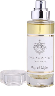 April Aromatics Ray of Light woda perfumowana unisex 3