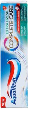 Aquafresh Complete Care Extra Fresh pasta de dientes con flúor para aliento fresco 2