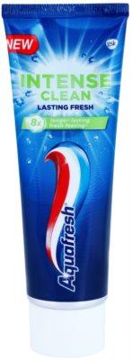 Aquafresh Intense Clean Lasting Fresh dentífrico para hálito fresco
