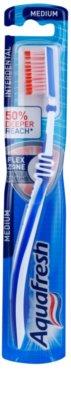 Aquafresh Interdental szczoteczka do zębów medium