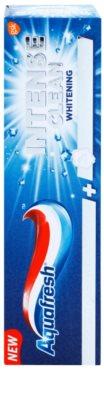 Aquafresh Intense Clean Whitening паста для білосніжних зубів 2
