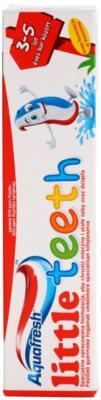 Aquafresh Little Teeth dentífrico para crianças 3