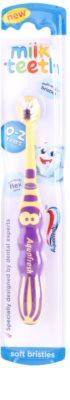 Aquafresh Milk Teeth zubní kartáček pro děti