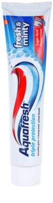 Aquafresh Triple Protection Fresh & Minty fogkrém