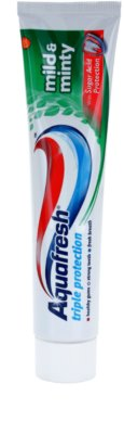 Aquafresh Triple Protection Mild & Minty fogkrém