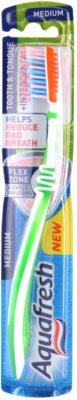 Aquafresh Tooth & Tongue cepillo de dientes medio