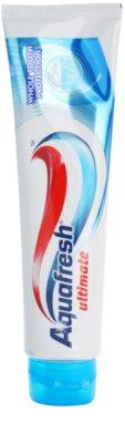 Aquafresh Ultimate pasta de dientes para una protección completa para dientes