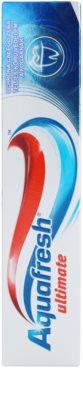 Aquafresh Ultimate паста за зъби за цялостна защита на зъбите 3