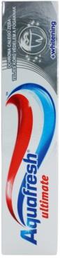 Aquafresh Ultimate zubní pasta pro zářivě bílé zuby 2