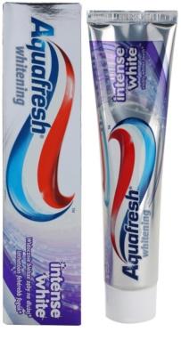 Aquafresh Whitening fogkrém intenzív fehérségért 1