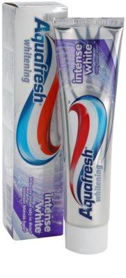 Aquafresh Whitening fogkrém intenzív fehérségért 2