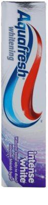Aquafresh Whitening fogkrém intenzív fehérségért 3