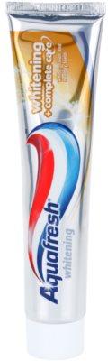 Aquafresh Whitening fehérítő fogkrém a teljes ápolásért
