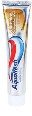 Aquafresh Whitening wybielająca pasta do zębów zapewniająca kompletną pielęgnację