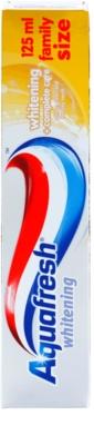 Aquafresh Whitening fehérítő fogkrém a teljes ápolásért 2