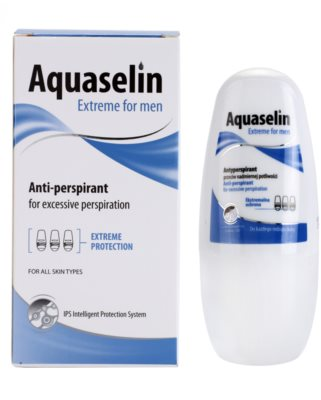 Aquaselin Extreme for Men roll-on antibacteriano 2