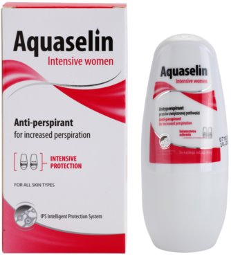 Aquaselin Intesive Women roll-on antibacteriano 2
