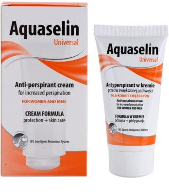Aquaselin Universal Antitranspirant-Creme 1