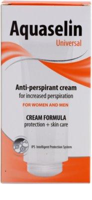 Aquaselin Universal Antitranspirant-Creme 2
