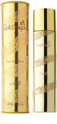 Aquolina Gold Sugar Eau de Toilette para mulheres