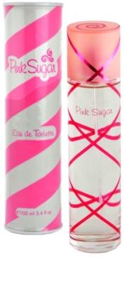 Aquolina Pink Sugar Eau de Toilette para mulheres