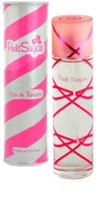Aquolina Pink Sugar toaletní voda pro ženy