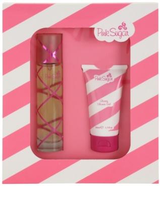 Aquolina Pink Sugar lote de regalo