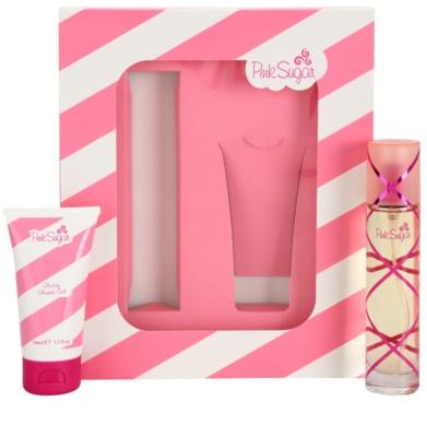 Aquolina Pink Sugar ajándékszett 1