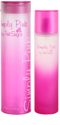 Aquolina Simply Pink Eau de Toilette für Damen