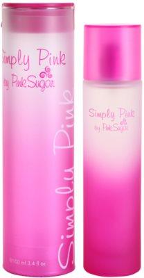 Aquolina Simply Pink eau de toilette para mujer