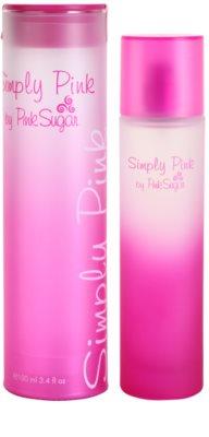 Aquolina Simply Pink Eau de Toilette para mulheres