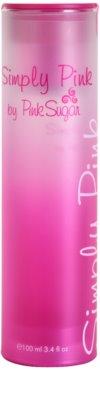 Aquolina Simply Pink Eau de Toilette para mulheres 4