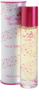 Aquolina Pink Sugar Sparks eau de toilette para mujer 1