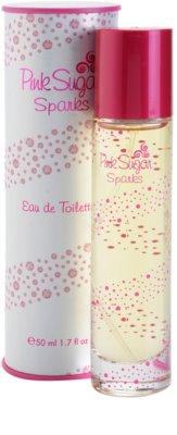 Aquolina Pink Sugar Sparks eau de toilette nőknek 1